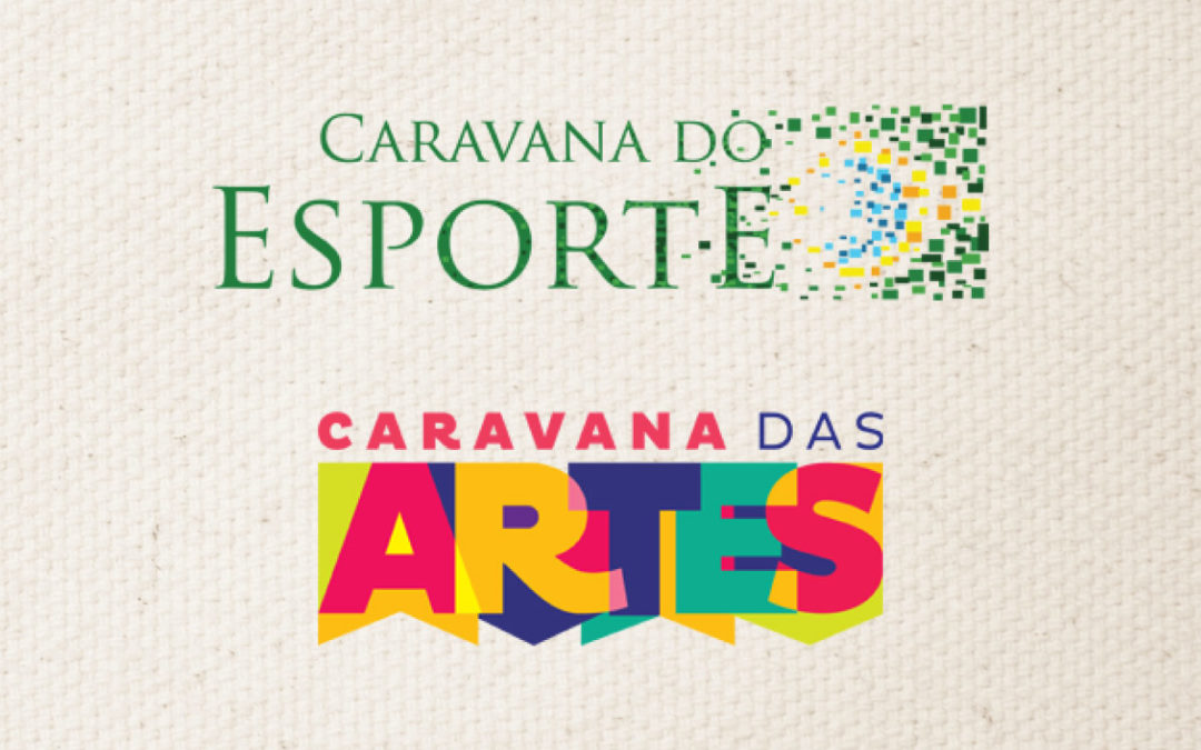 CMPC traz a Caravana das Artes e a Caravana do Esporte para Pelotas