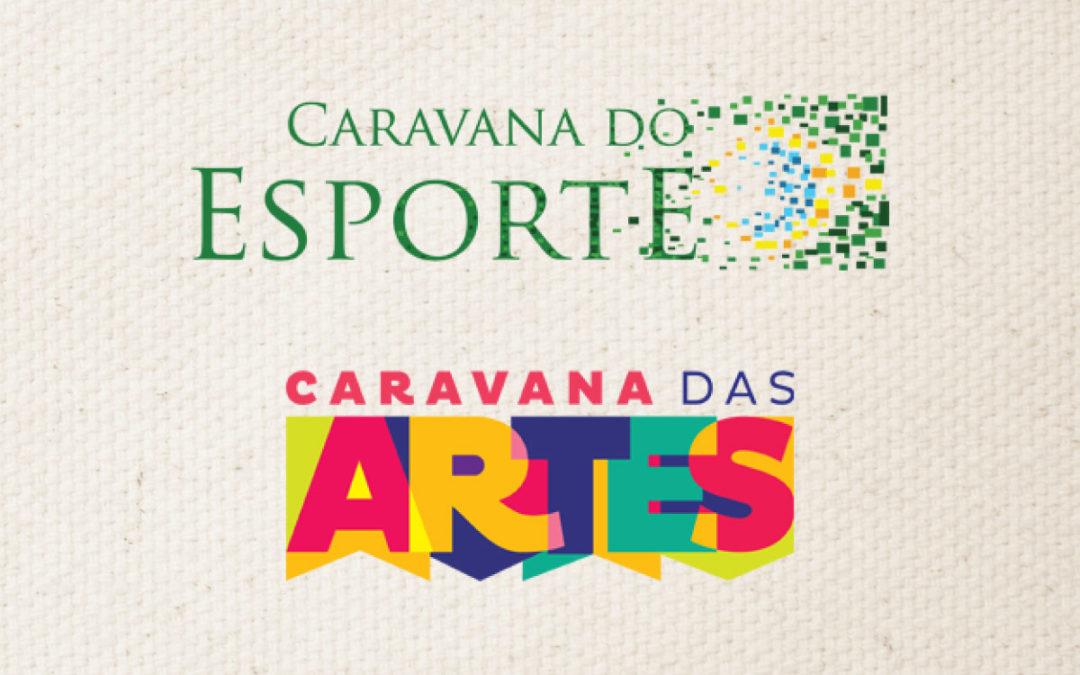 CMPC traz a Caravana das Artes e a Caravana do Esporte para Rio Grande