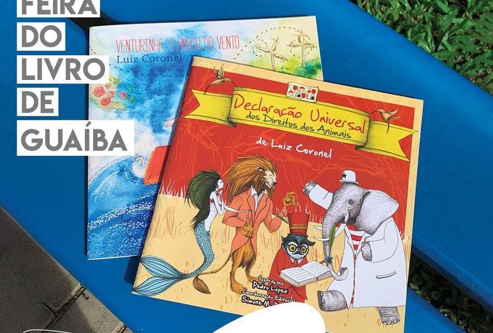 Cultura e entretenimento: CMPC apoia a 30ª Feira do Livro em Guaíba