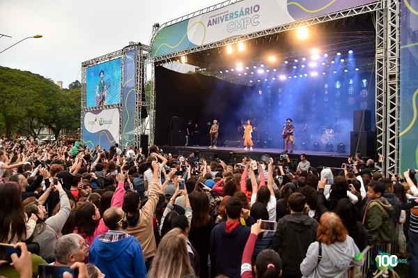 Em comemoração aos 10 anos no Brasil, CMPC promove shows gratuitos e oficinas culturais em Guaíba