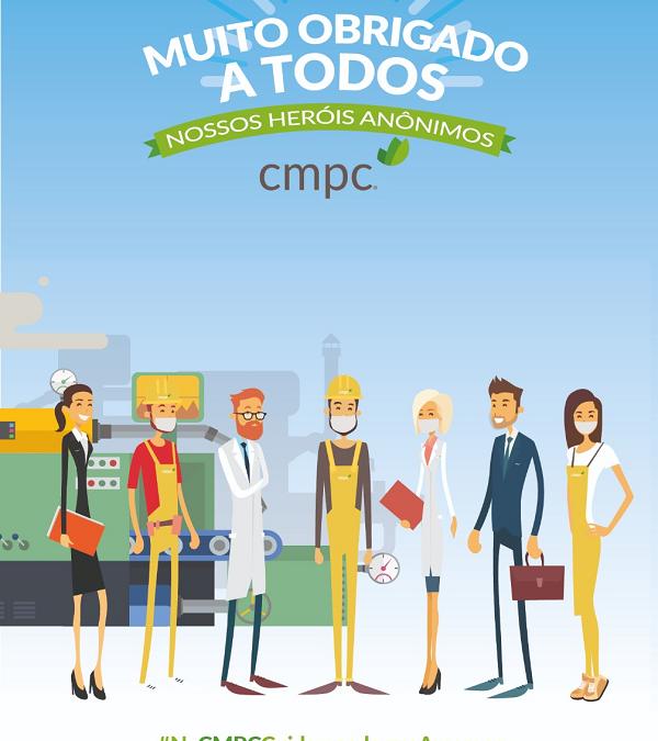 Maior indústria do RS, CMPC adota medidas de prevenção ao coronavírus
