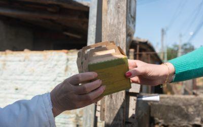 Geração de renda e solidariedade de mão dadas: CMPC doa 10 mil máscaras de tecido por meio da iniciativa Costurando Proteção