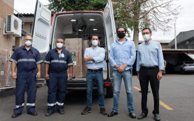 CMPC doa 20 respiradores a hospitais do Rio Grande do Sul