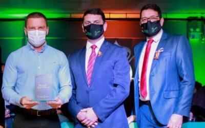 CMPC é agraciada com o prêmio Mérito Empresarial pela Prefeitura de Guaíba